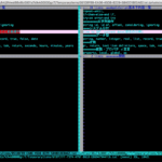 2つのPDFのテキストの指定ページの差分をVimdiffで表示する v2