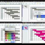 Keynote書類の現在のスライド上の表1の背景色を置換 v1