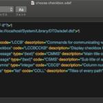 checkboxで項目選択するありふれたScriptにsdefをつけてみる