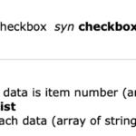 checkboxLibをアップデート(2)