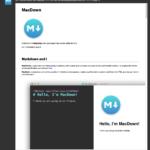 アラートダイアログでMarkdownをプレビュー v3a