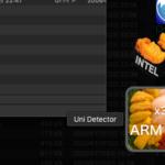 Uni Detectorのアイコンを変更!